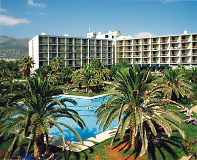 Sirene hotel 4 родос
